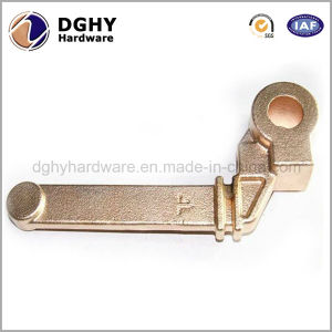 High Precision Brass Customized Machined CNC Die Casting Spare Parts