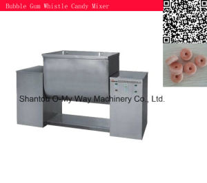 Sugar Powder Whistle Candy Machine Bubble Gum Machine Supplier pictures & photos