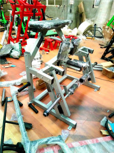 Fitness Equipment / Hammer Equipment / ISO-Lateral Kneeling Leg Curl (SH66) pictures & photos