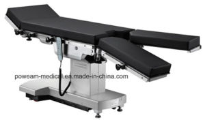Hospital Equipment Electric Hydraulic Operation Table (HB7000) pictures & photos