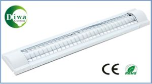 T8 Fluorescent Lighting Fixture, CE, RoHS, IEC, SABS Approved, Dw-T8cgp3 pictures & photos