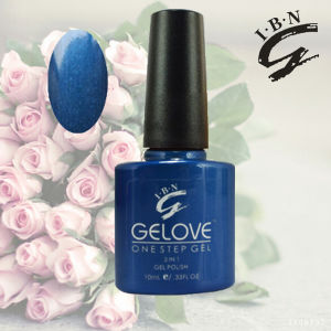 Resin Based Easy Shaping 3 in 1 Soak off Gel Polish pictures & photos