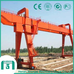 Used in Many Fields Double Girder Gantry Crane pictures & photos