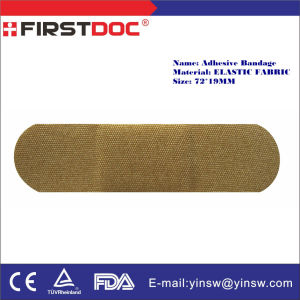 72X19mm Elastic Fabric Adhesive Bandage - Flexible Fabric, Fingertip pictures & photos