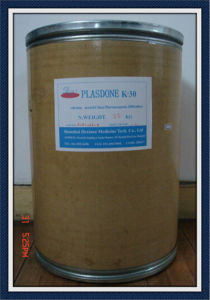Povidone Pvp K30 Pharmaceutical Raw Material pictures & photos