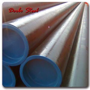 ASTM A106 Gr. B Carbon Seamless Fluid Steel Pipe pictures & photos
