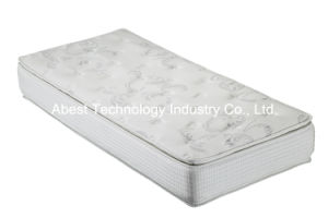 Pocket Spring Double Pillow Top Mattress pictures & photos