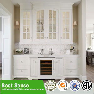 White Colored Modern Home Bar pictures & photos