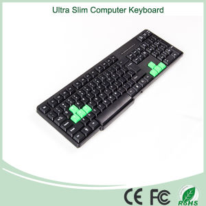 Multiple Language Computer Acceoories Standard PC Keyboards (KB-1888) pictures & photos