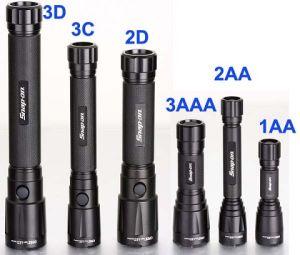 Series Design Aluminum Alloy Xpg R5 5W 3D, 2D, 3c, 2c, 3AAA, 2AA 1AA Powerful Flashlight (LM-00)