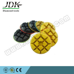 100mm Diamond Wet Floor Polishing Pads for Granite, Grit 1500 pictures & photos