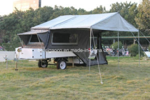 Rear Folding Camper Trailer Gc-M01