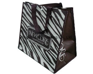 Heavy Duty Packaging Reusable PP Woven Promotional Bags pictures & photos