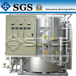 Anti-explosion Ammonia Decomposition Plant for Heat Treat pictures & photos