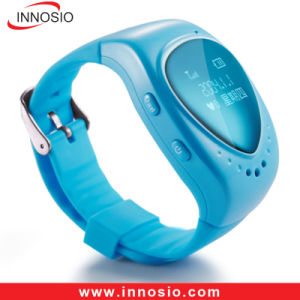 Kids/Child Wirst GPS GSM Watch Tracker/Tracking Device with OLED Display pictures & photos
