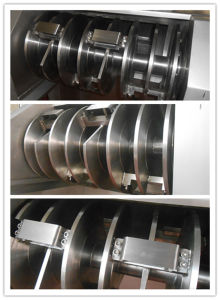 Frozen Meat Slicer Machine with CE Certification 4t/H pictures & photos