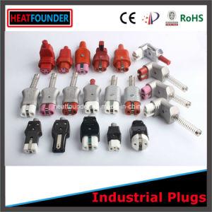 Heatfounder High Temperature Resistant European Standard Ceramic Plug (T728) pictures & photos