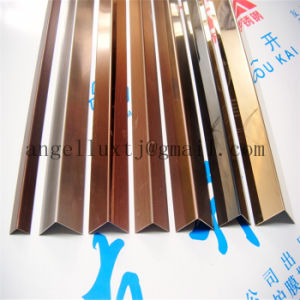 Decoration Stainless Steel Metal Tile Trim Home Hotel Office Projects pictures & photos