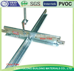 High Quality T Bar for Ceiling Tiles pictures & photos