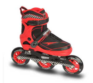 Big Wheel Inline Skate (SS-86A BW02-1) pictures & photos