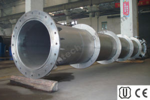 Gr2 Titanium Welded Piping for Pressure Vessel pictures & photos
