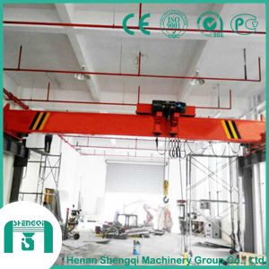 Ldp Type High Quality Single Girder Overhead Crane pictures & photos