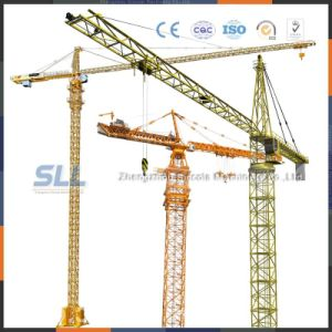 Hydraulic Tc7030 Tower Crane/8 Ton Tower Crane/Electric Tower Crane pictures & photos