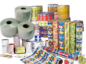 Packaging Materials: VMCPP, Health Food Package Materials, Metallized CPP Film pictures & photos