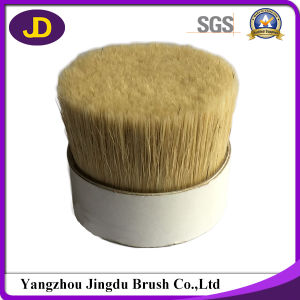 Natural and Soft White Pure Chungking Boiled Bristles pictures & photos