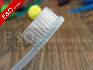 High Quality Disposable Hotel Kid Toothbrush pictures & photos