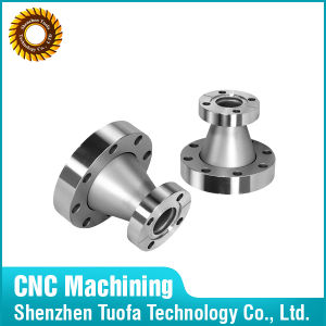 Stainless Steel Reducers for Cars Trucks CMC Precision Machining Parts