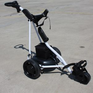 Marshell Factory CE Electric Three Wheel Golf Trolley (DG12150-B) pictures & photos