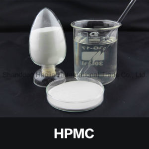 Decorative Plaster High Viscosity Cellulose Ethers HPMC Mhpc pictures & photos
