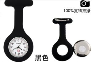 Japan Movement Silicon FOB Nurse Watch pictures & photos