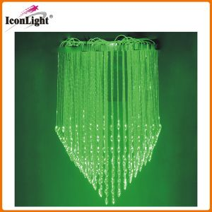 Crystal Fiber Optic Chandelier Ceiling Light (ICON-FC-08) pictures & photos
