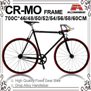700c Paint Decal Cr-Mo Fixed Gear Bicycle (KB-700C23) pictures & photos