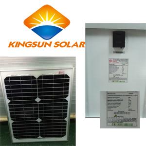 Hot Sale Solar Module Mono (KSM20) pictures & photos