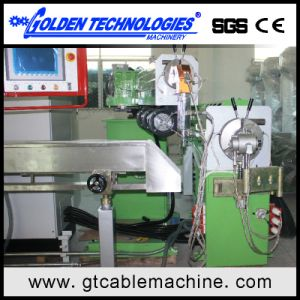 Electrical Cable Wire Extrusion Machine pictures & photos