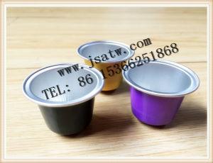 Pure Aluminum Coffee Capsule pictures & photos