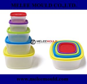Stackable Distinguishable Plastic Container Box Mold pictures & photos