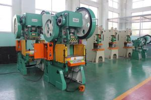 J23 Small Metal Punching Press Machine pictures & photos