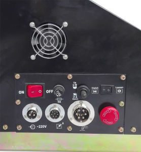 Portable CNC Air Plasma Cutting Machine Metal Cutting Znc-1500d pictures & photos
