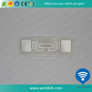 ISO18000-6c 860-960 MHz UHF RFID Dry Inlay for Jewellery Label pictures & photos