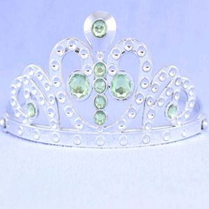 Party Items Plastic Crowns and Tiara Crown pictures & photos