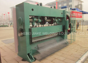 Aluminum Brick Reforcing Expanded Metal Mesh Making Machine pictures & photos