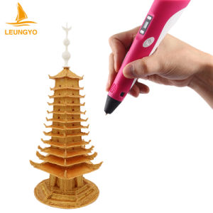 Intelligent 3D Pen Printer for Kids with CE/FCC/RoHS/En71 Approved (LYP03) pictures & photos