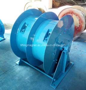 Retractable Spring Double-Drum Cable Reel (JT) pictures & photos