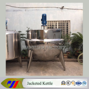 Steam Cooking Tank Made of Stainless Steel pictures & photos