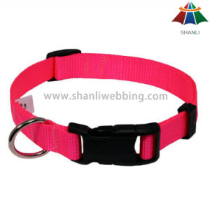 Hot Sale High Quality Adjustable Nylon Dog Collars pictures & photos