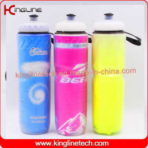 600ml new design Plastic Sports Water Bottle with BPA Free pictures & photos